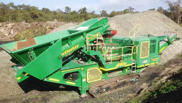 VERTICAL SHAFT IMPACT -V80 CRUSHER