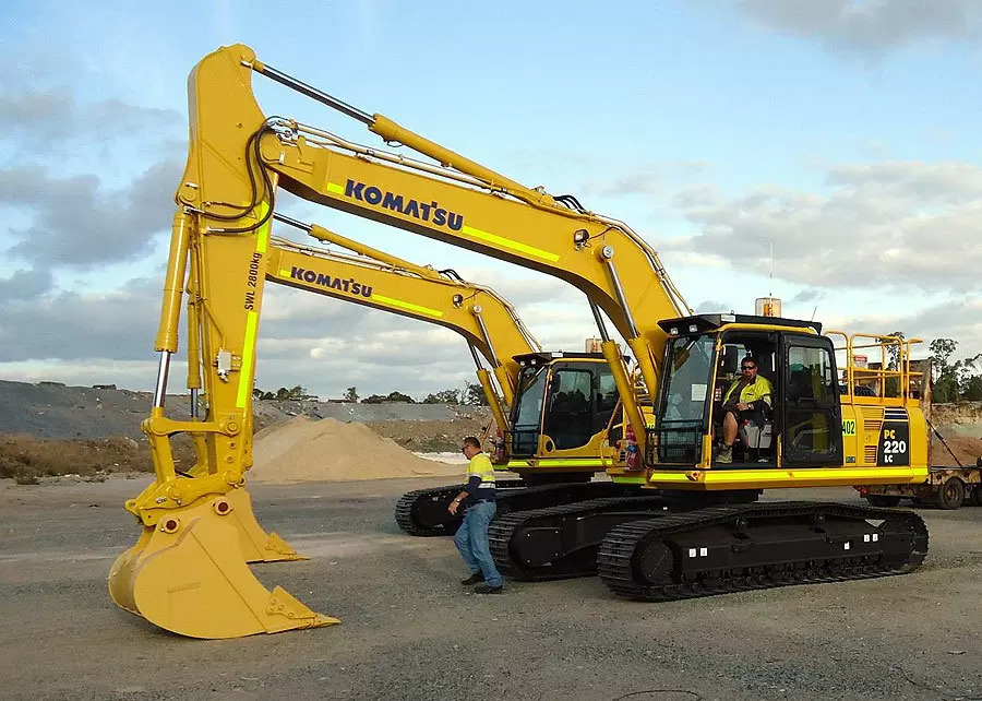 excavator for your home demolition