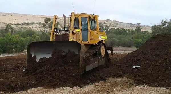 Dozer for Hire