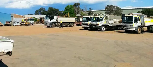 Other Trucks for Hire