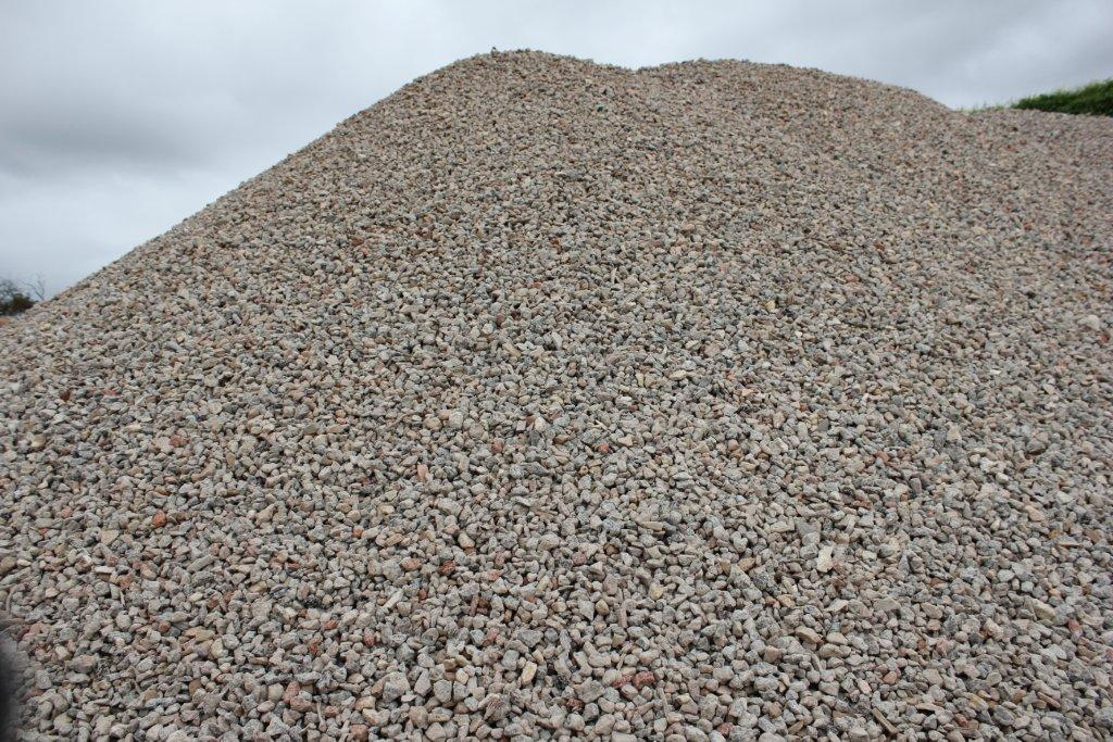 20-40mm crushed concrete